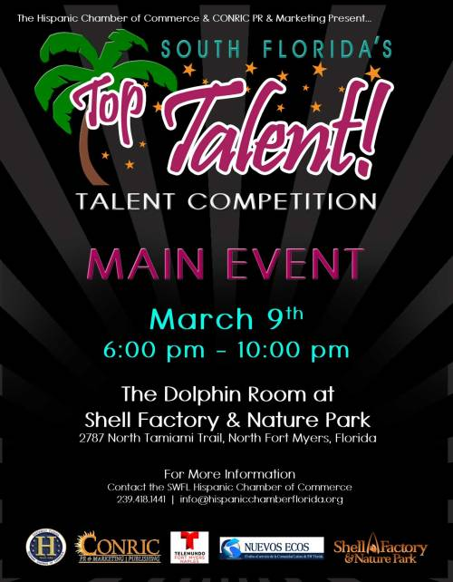 South Florida's Top Talent Main Event
